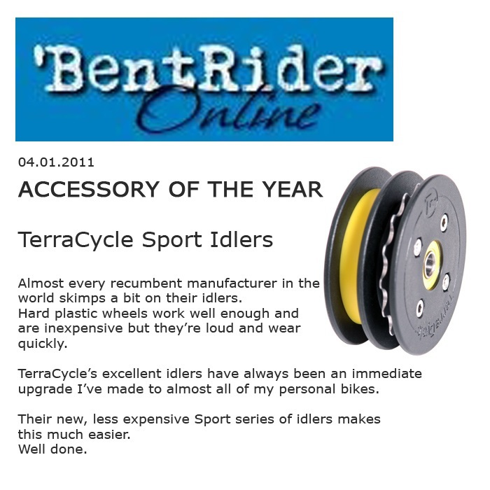iTerracycle dler of the year